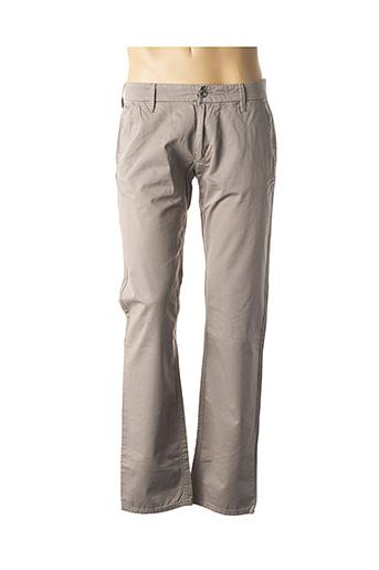 Pantalon casual marron GAS pour homme