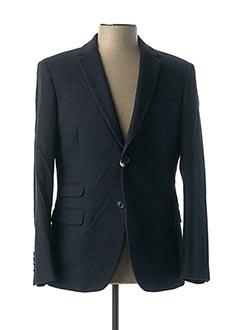 Veste chic / Blazer bleu JOHN BARRITT pour homme