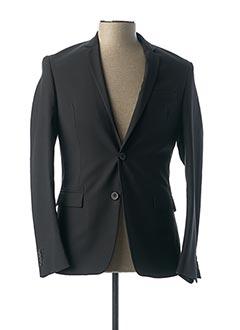 Veste chic / Blazer noir JOHN BARRITT pour homme