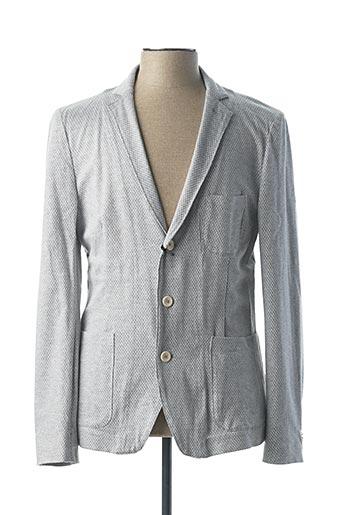 Veste chic / Blazer gris JOHN BARRITT pour homme