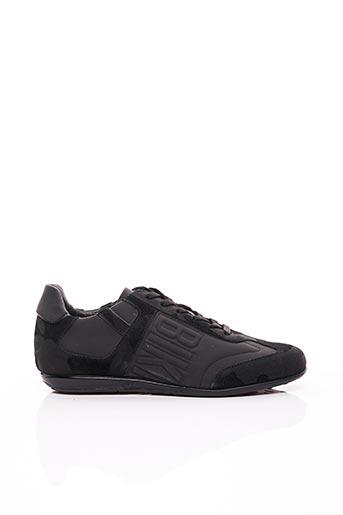 Baskets noir BIKKEMBERGS pour homme