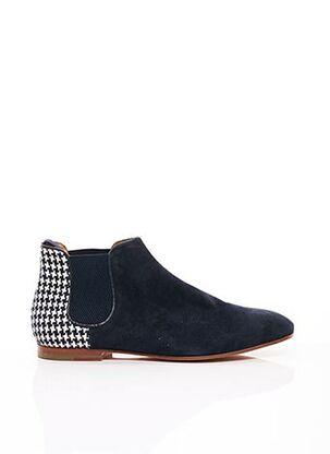 Bottines/Boots bleu PAUL & JOE pour homme