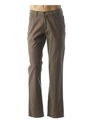 Pantalon casual marron GIANNI MARCO pour homme