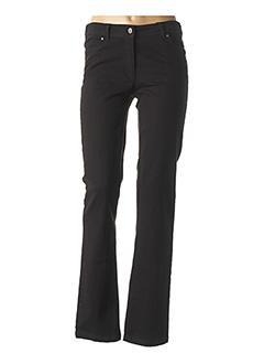 Pantalon casual noir JAC JAC pour femme