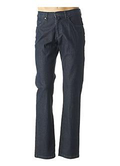 Pantalon casual bleu GIANNI DALE pour homme
