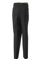 Pantalon casual noir DIGEL pour homme seconde vue