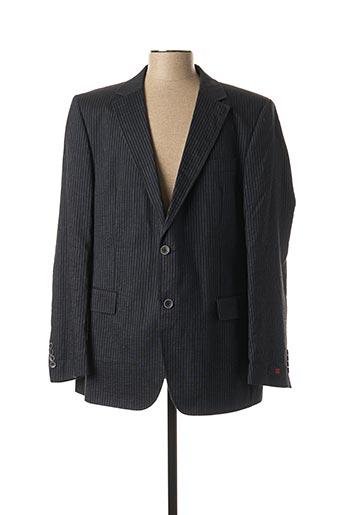 Veste chic / Blazer bleu CG FASHION pour homme