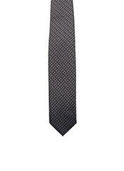 Cravate marron FRED GIL pour homme seconde vue