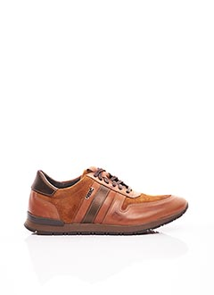 Baskets marron ARTON SHOES pour homme