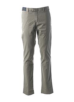 Pantalon casual gris RALPH LAUREN pour homme