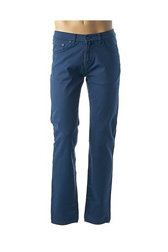 Pantalon casual bleu GANT pour homme