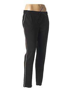 Pantalon 7/8 noir REDSOUL pour femme