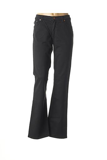 Pantalon casual noir GANT pour femme