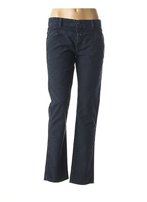 Pantalon casual bleu CLOSED pour femme