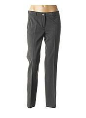 Pantalon chic gris MAXMARA pour femme seconde vue