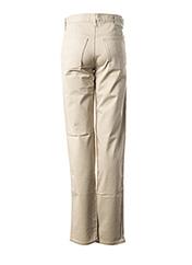 Pantalon casual beige ARMANI pour femme seconde vue