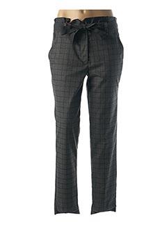 Pantalon casual gris FLY GIRL pour femme