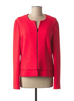 Veste chic / Blazer rouge GERRY WEBER pour femme