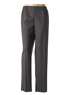 Pantalon chic gris KARTING pour femme