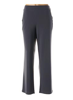 Pantalon casual gris ALAIN MURATI pour femme