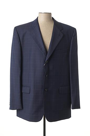 Veste chic / Blazer bleu DUCA VISCONTI pour homme