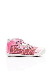 Sandales/Nu pieds rose LITTLE MARY pour fille seconde vue