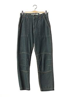 Jeans coupe droite bleu CAMPS pour garçon