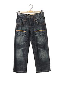 Jeans coupe droite bleu SCOTT-FOX pour garçon