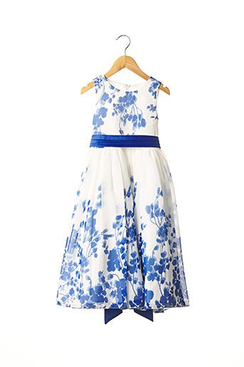 Robe longue bleu FRUITY FUN pour fille