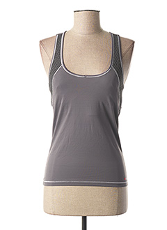 Top/Caraco gris TRIACTION BY TRIUMPH pour femme