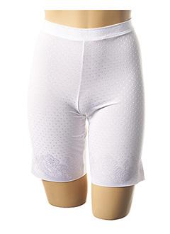 Panty blanc TRIUMPH pour femme