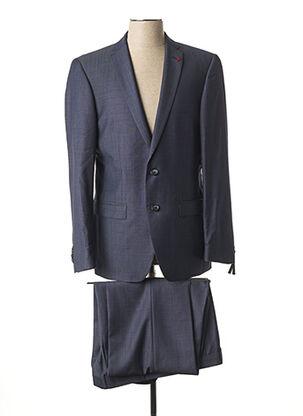 Costume de ville bleu ROY ROBSON pour homme