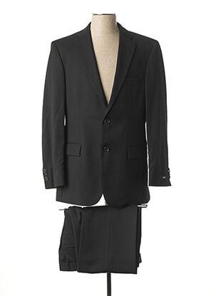 Costume de ville noir HUGO BOSS pour homme