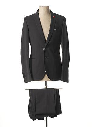 Costume de ville noir MANUEL RITZ pour homme