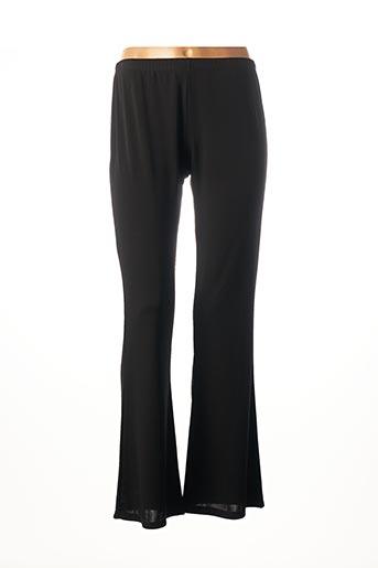 Pantalon casual noir DANEVA pour femme
