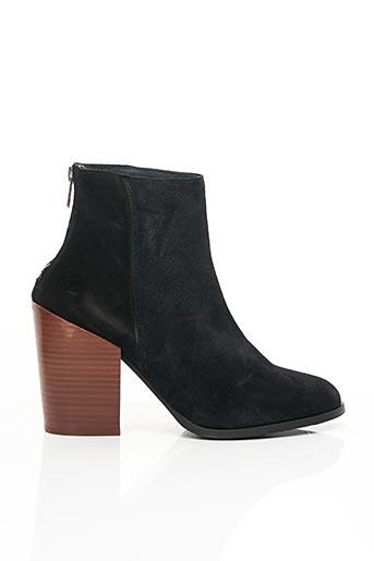 Bottines/Boots noir VERO MODA pour femme