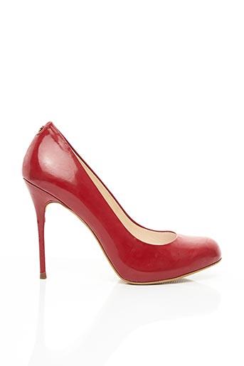 Escarpins rouge COSMOPARIS pour femme