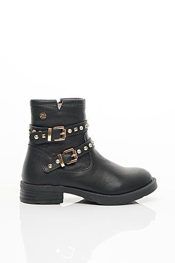 Bottines/Boots noir XTI pour fille