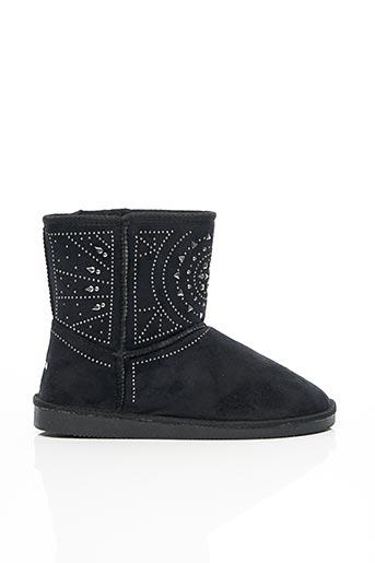 Bottines/Boots noir ASSO pour femme