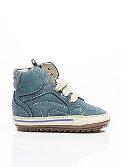 Baskets bleu SHOESME pour garçon