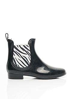 Bottines/Boots noir BE ONLY pour femme