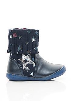 Bottines/Boots bleu AGATHA RUIZ DE LA PRADA pour fille