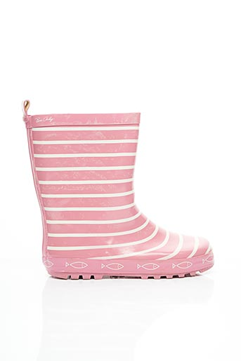Bottes rose BE ONLY pour femme