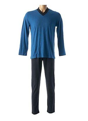 Pyjama bleu IMPETUS pour homme