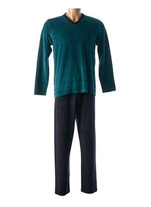 Pyjama vert IMPETUS pour homme