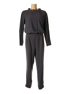 Combi-pantalon gris FABIANA FILIPPI pour femme