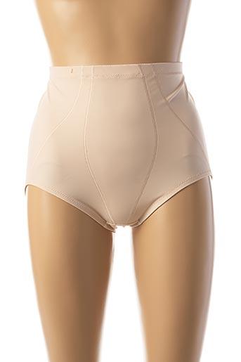 Culotte gainante beige TRIUMPH pour femme