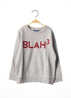 Sweat-shirt gris TOM TAILOR pour garçon