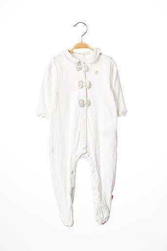 Pyjama blanc BILLIEBLUSH pour fille