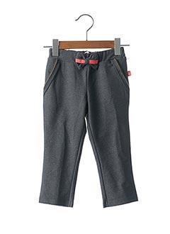 Pantalon casual gris BILLIEBLUSH pour fille